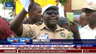 RMAFC Protest: Staff Protest Absence Of Board Commission