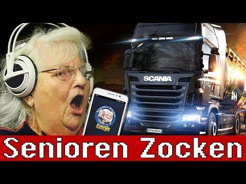 Euro Truck Simulator 2 inkl. APP & MERCH von Senioren Zocken!!!