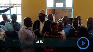 Miguna: My five-day ordeal in police cells - VIDEO