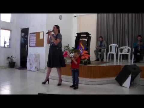 Culto na Igreja Poderoso Jesus Cristo no Brejo Alegre