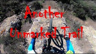 West Rancho Potrero - Unmarked trails