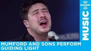 "Mumford & Sons ""Guiding Light"""