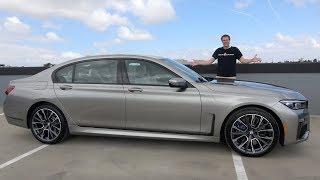 The 2020 BMW 750i Is BMW's New Flagship Luxury Sedan