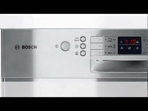 Bosch Built In 60 Cm Dishwasher Fully SMV40C40GB - Fully Integrated Video 2