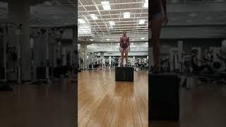Peak State Fit Box Jump
