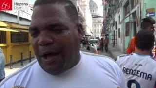 ¿Cómo vivieron los cubanos el clásico Barça - Real Madrid?