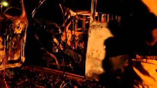 preview picture of video 'K5 Práctica Incendio Vehicular'