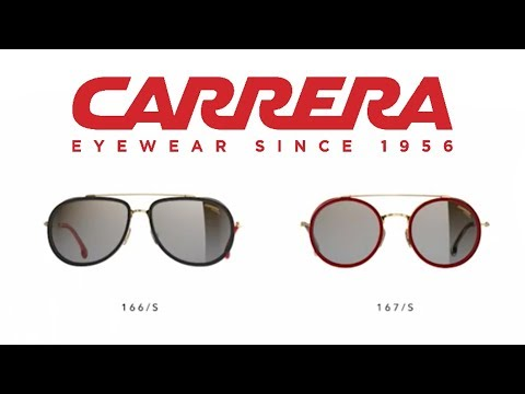 Carrera Signature Eyewear Collection 2018