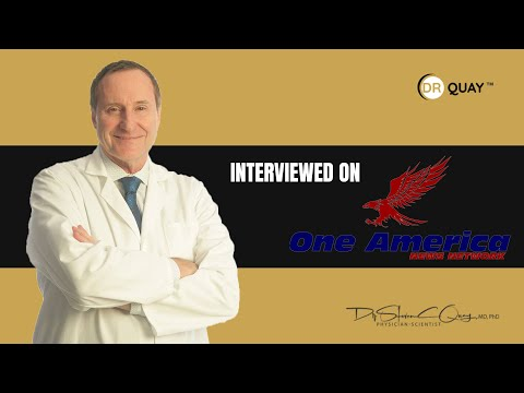 Biden's new strains argument, J&J vax fears not grounded in science- Dr. Quay Interviewed