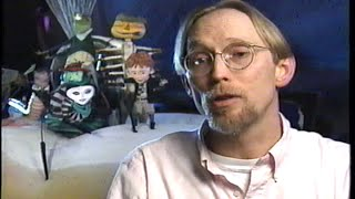 James and the Giant Peach (1996) Video