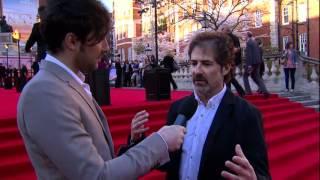 """Титаник, Мировая премьера """"Титаник 3D""""- Интервью Джеймса Хорнера"""