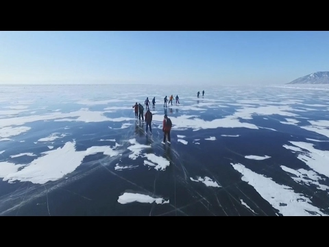 Video che in linea pesca in Karelia