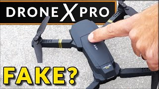 DroneX PRO Drone With Camera Review, DroneX PRO Unboxing, EACHINE E58 HD Quality Drone