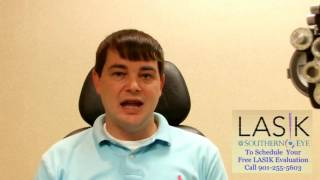 Devin Lovell returns for his 6 Month Post op LASIK at Southern Eye