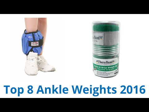 8 Best Ankle Weights 2016