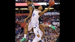 2015 NCAA Final Four Semi Final  Duke Vs Michigan State