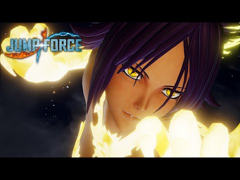 Trailer date de sortie de Yoruichi de Jump Force