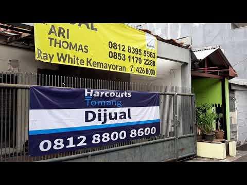 Rumah Disewakan Tomang, Jakarta Barat 11440 KXH804D1 www.ipagen.com