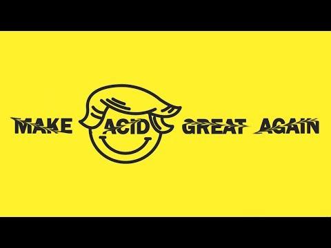DEEP DARK & ACID TECHNO MIX 2018   MAKE ACID GREAT AGAIN [FNL055]