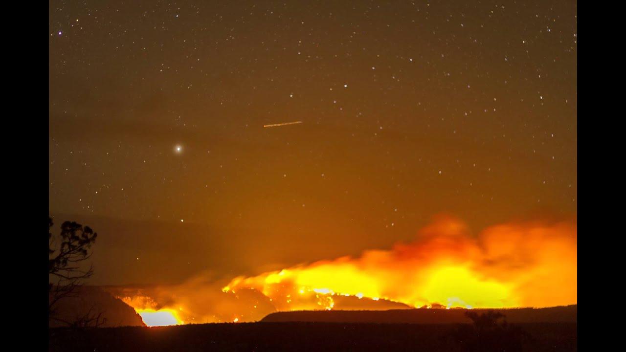Slide Rock Fire 2014