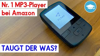 Billig-Schrott oder nutzbar? – Victure M3 MP3-Player im Test