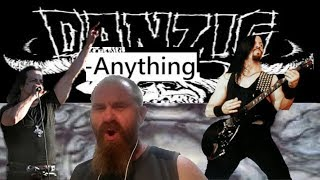 Danzig - Anything(Reaction)