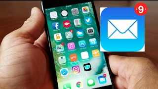 iPhone 7: How To Add Multiple Email Accounts