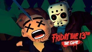 ПЯТНИЦА 13 ТЕПЕРЬ НА ТЕЛЕФОНЕ! - Friday the 13th: Killer Puzzle