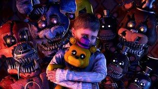 [SFM FNAF] Five Nights at Freddy's Animation Story: 5 AM at Freddy's (FNAF STORY ANIMATED)