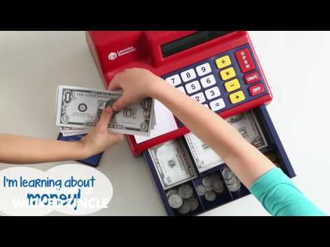 Youtube Video for Calculator Cash Register - Realistic Money!