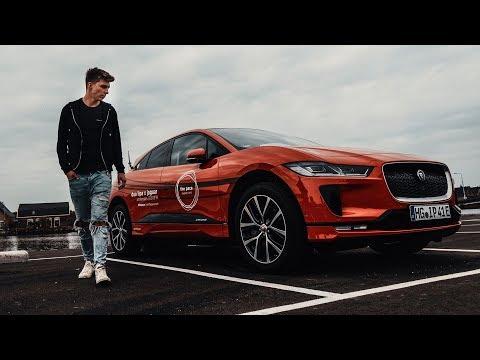 S Jaguárem v Amsterdamu! | Elektromobil z budoucnosti!