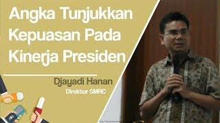 SMRC Masyarakat Masih Optimis Keadaan Ekonomi Jaman Jokowi Akan Naik
