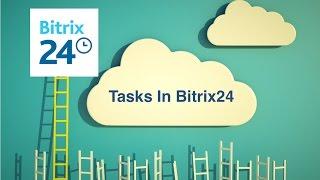 Tasks list, Gantt chart & Reports in Bitrix24