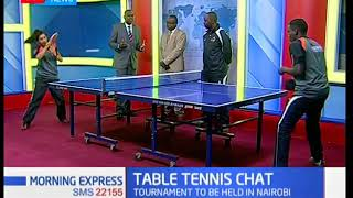 Sports Chat: Table Tennis chat