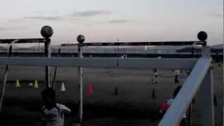 ボール直撃ゲーム!秋のオータムンフェア2012その2