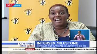 Kenya to be the first African nation to include intersex as a gender identity