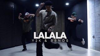 Y2K & Bbno$ 'Lalala' Lockey Choreography
