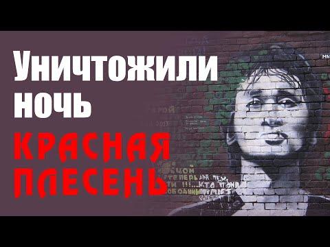 Красная Плесень - Уничтожили ночь (Памяти Виктора Цоя)