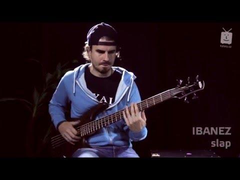 IBANEZ GSR205B-WNF Elektrická baskytara