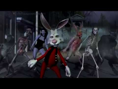 White Rabbit Halloween - Michael Jackson