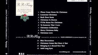 B.B king - auld lang syne