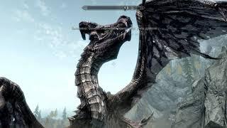 The Elder Scrolls V: Skyrim. Осенняя сторожевая башня: убить дракона. Прохождение от SAFa