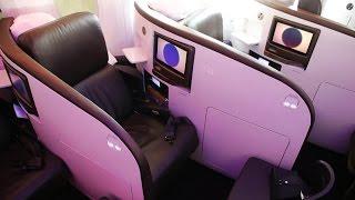 TRIP REPORT  Virgin Atlantic UPPER CLASS  Boeing 787-9   London Heathrow to Shanghai