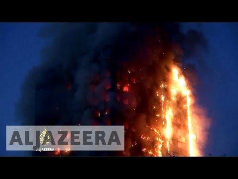 The Listening Post – Covering the Grenfell fire: UK media in the spotlight