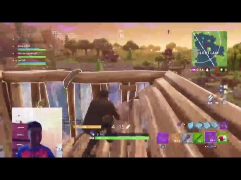 Pro Fortnite player 2056 Wins 33k kills Ps4 Fortnite Livestream