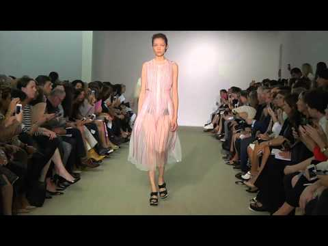 Paris Fashion Week Coverage: Giambattista Valli Spring 2014 Collection