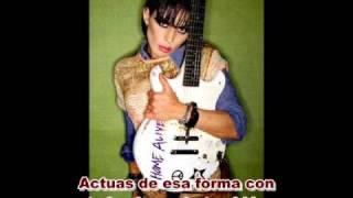 Joan Jett - Machismo (subtitulos español)