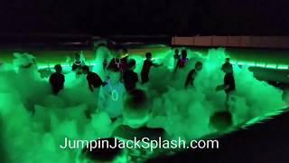 LED Foam Dance Pit - Jumpin Jack Splash