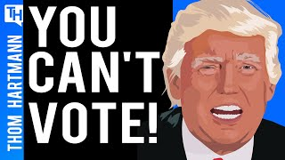 Your Next Vote Probably Won't Be Counted (w/ Greg Palast )