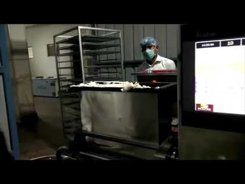 Centre Fill Cookie Depositor